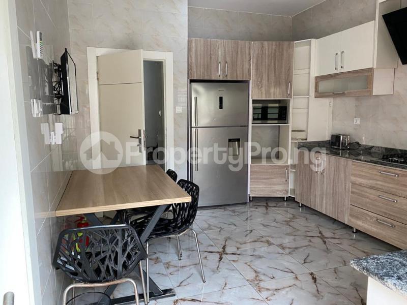 3 bedroom Detached Duplex for shortlet Conservation Road chevron Lekki Lagos - 17