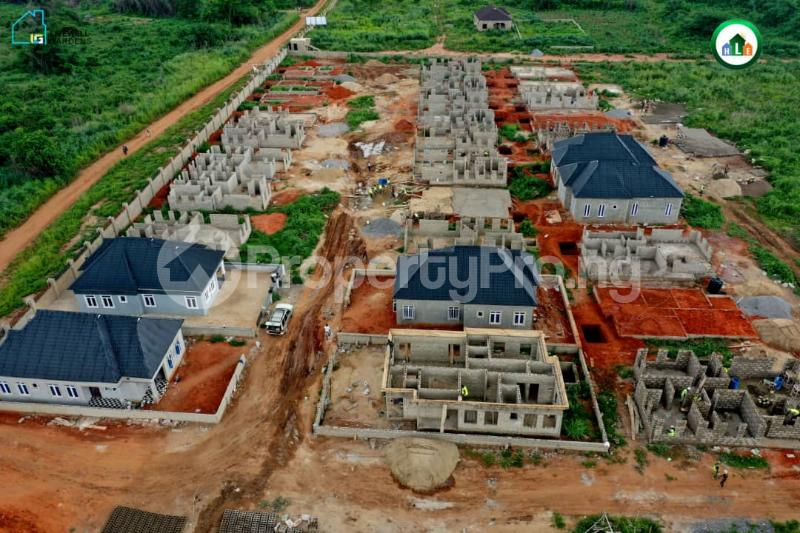 3 bedroom Detached Bungalow House for sale Mowe Mowe Obafemi Owode Ogun - 0