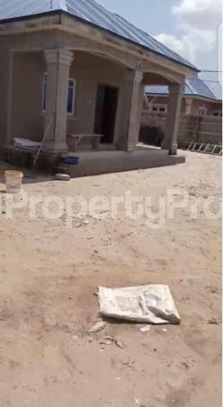 Detached Bungalow House for sale Inside Minfa Estate Human Race, Off Poly Junction, Owerri, Imo State. Owerri Imo - 4
