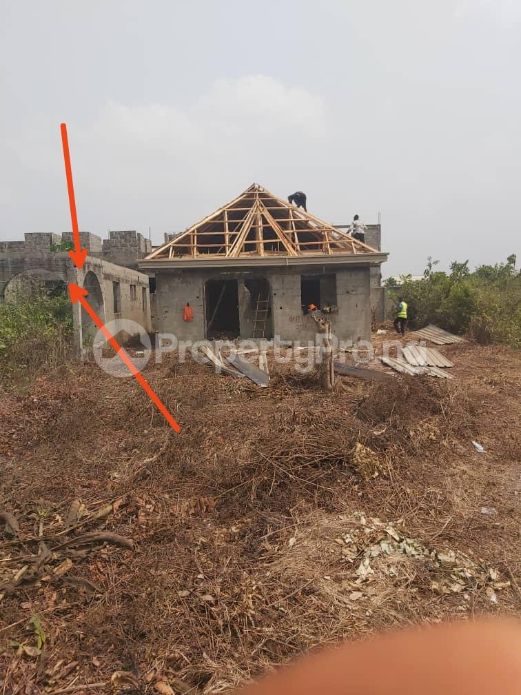 3 bedroom Detached Bungalow for sale Agbara Market Road Along The Police Station Agbara Agbara-Igbesa Ogun - 0