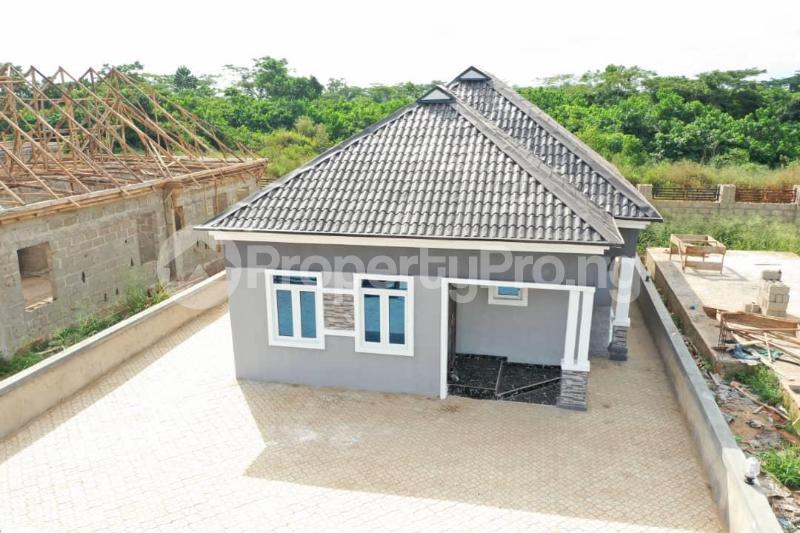 3 bedroom Detached Bungalow for sale Opposite Christopher University Mowe Obafemi Owode Ogun - 1