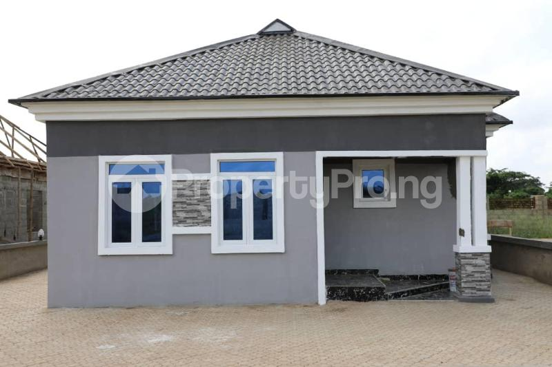 3 bedroom Detached Bungalow for sale Opposite Christopher University Mowe Obafemi Owode Ogun - 0