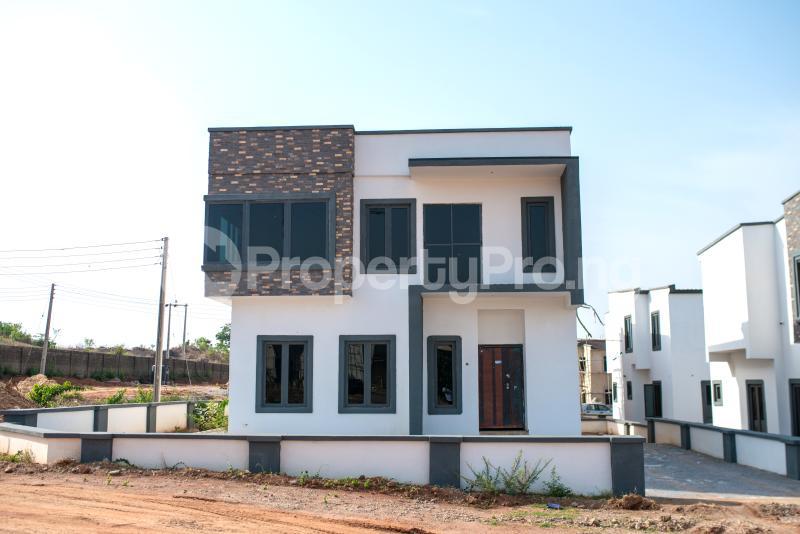 3 bedroom Detached Duplex House for sale Sunnyvale Gardens Lokogoma Abuja - 0