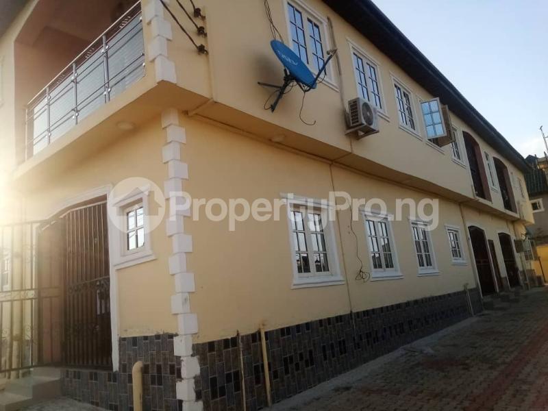 3 bedroom Flat / Apartment for rent Peace Estate Baruwa  Baruwa Ipaja Lagos - 0