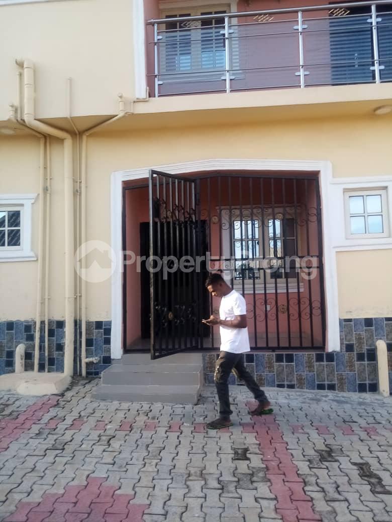 3 bedroom Flat / Apartment for rent Peace Estate Baruwa  Baruwa Ipaja Lagos - 1