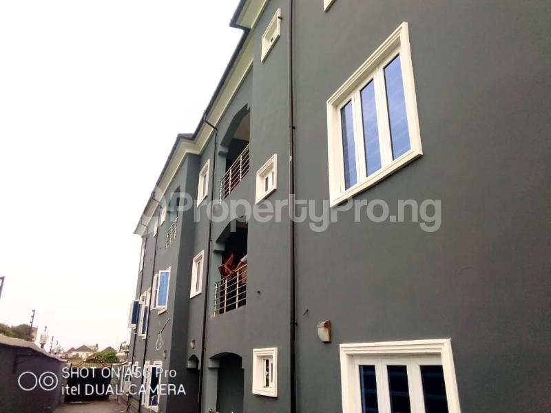 3 bedroom Flat / Apartment for rent Peace Estate Baruwa Ipaja Lagos Baruwa Ipaja Lagos - 0
