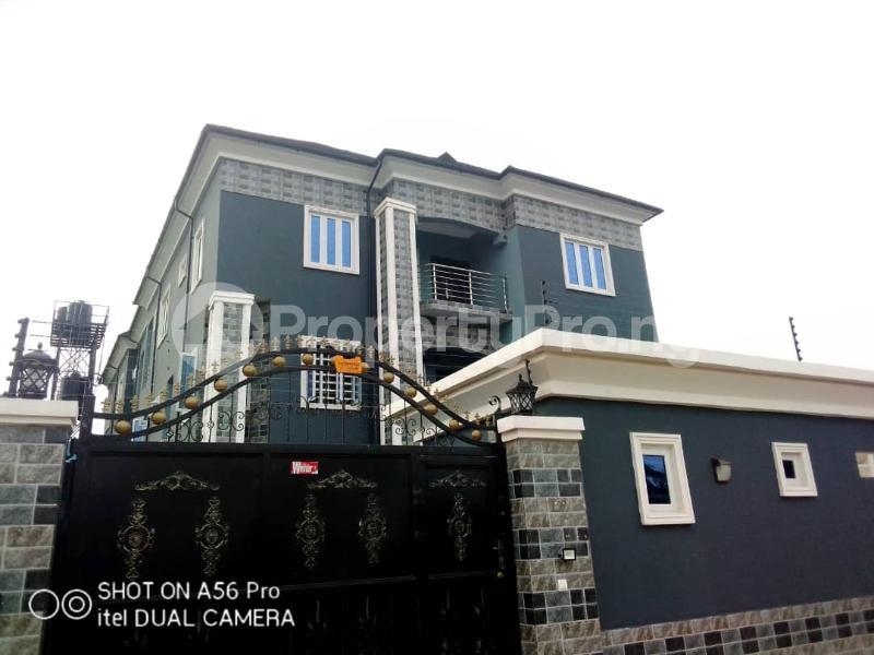 3 bedroom Flat / Apartment for rent Peace Estate Baruwa Ipaja Lagos Baruwa Ipaja Lagos - 1