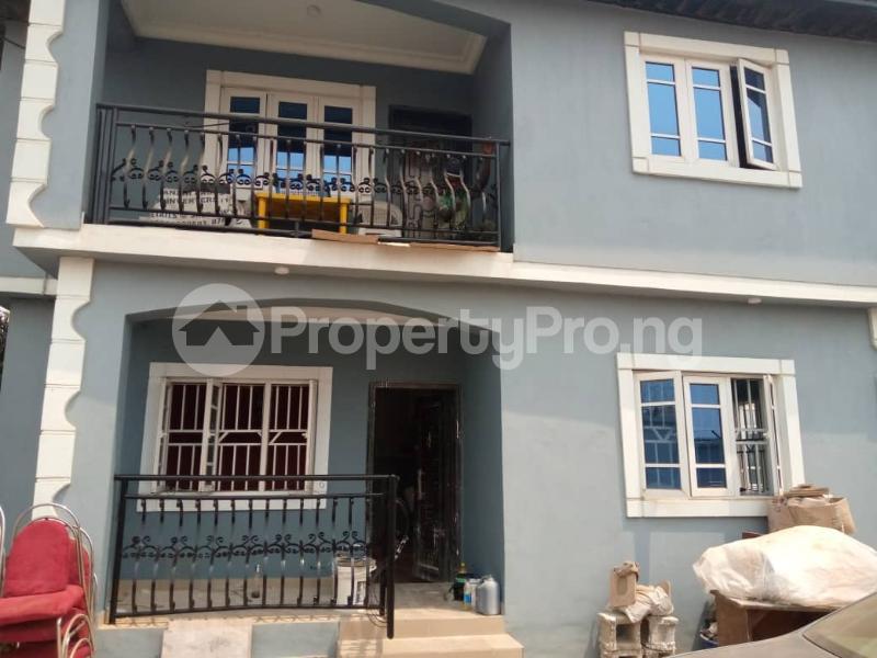 3 bedroom Flat / Apartment for rent Peace Estate Command Area Aboru Ipaja  Ipaja Lagos - 0