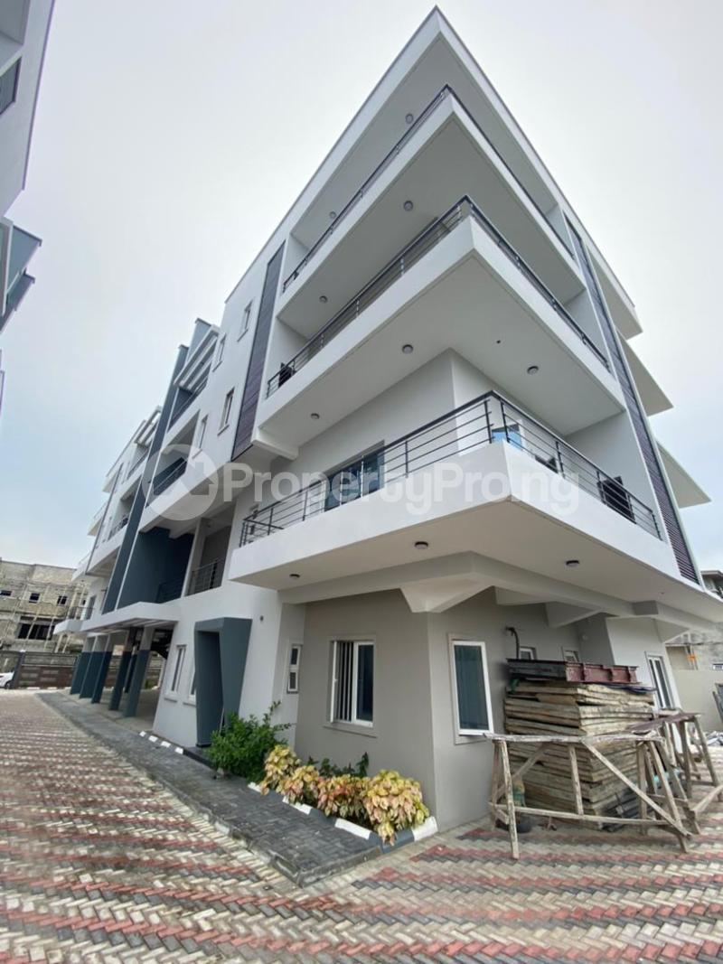 3 bedroom Flat / Apartment for rent Second Toll Gate chevron Lekki Lagos - 0