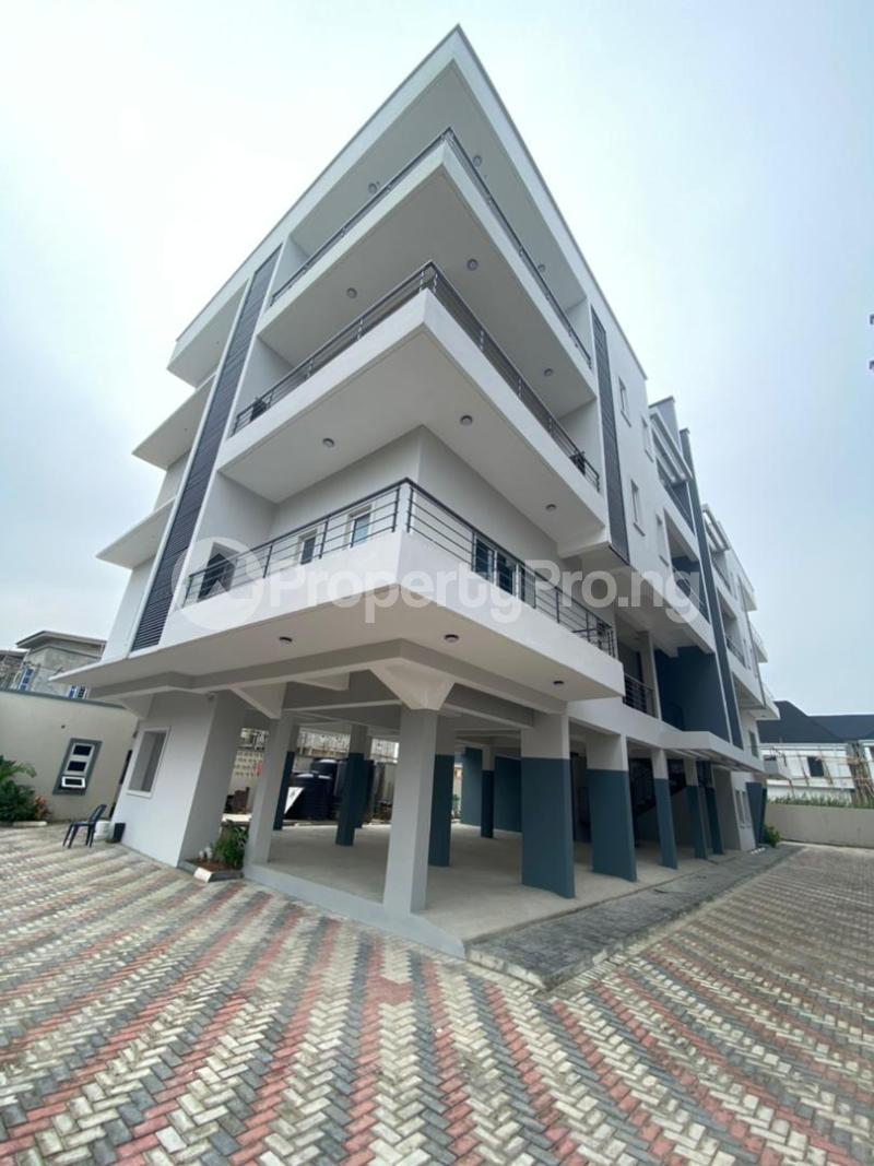 3 bedroom Flat / Apartment for rent Second Toll Gate chevron Lekki Lagos - 18