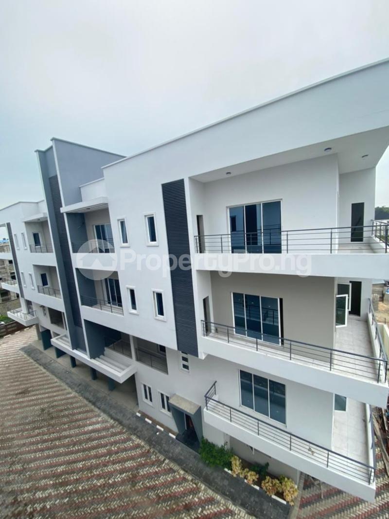 3 bedroom Flat / Apartment for rent Second Toll Gate chevron Lekki Lagos - 1