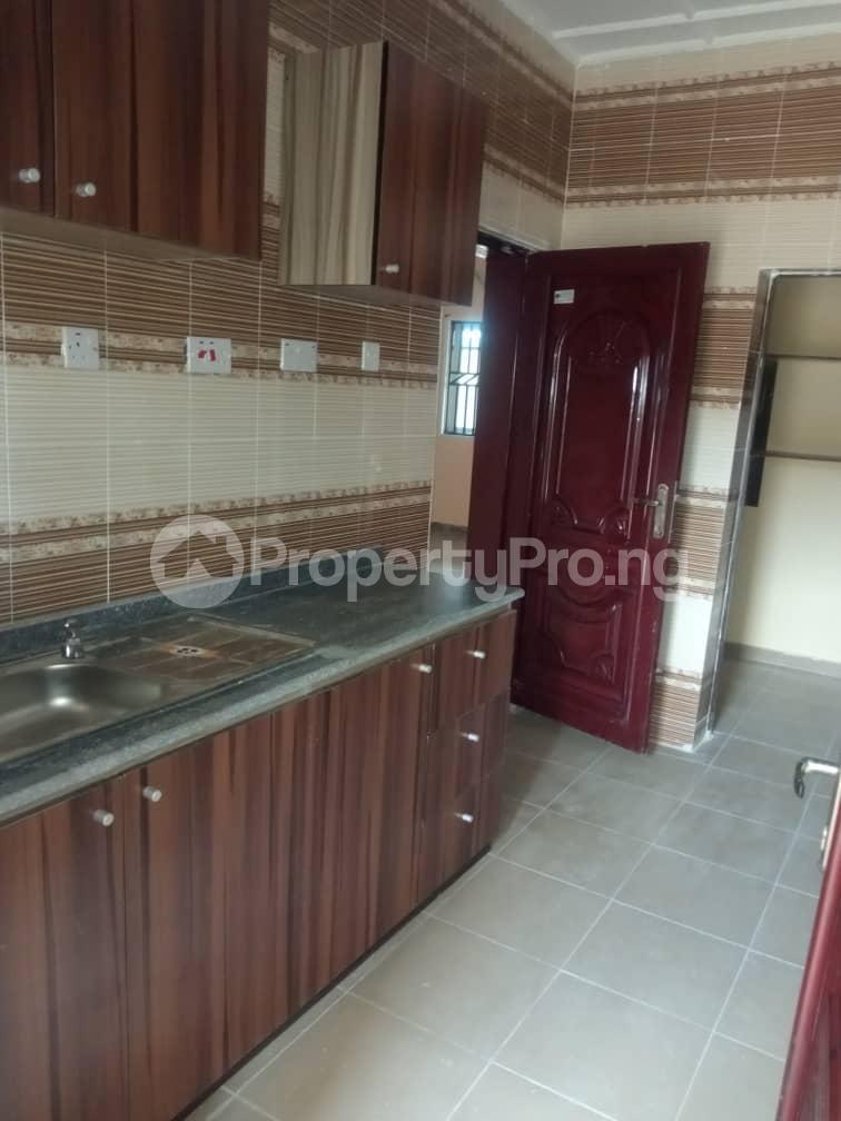 3 bedroom Blocks of Flats House for rent Airport road alakia Iwo Rd Ibadan Oyo - 0