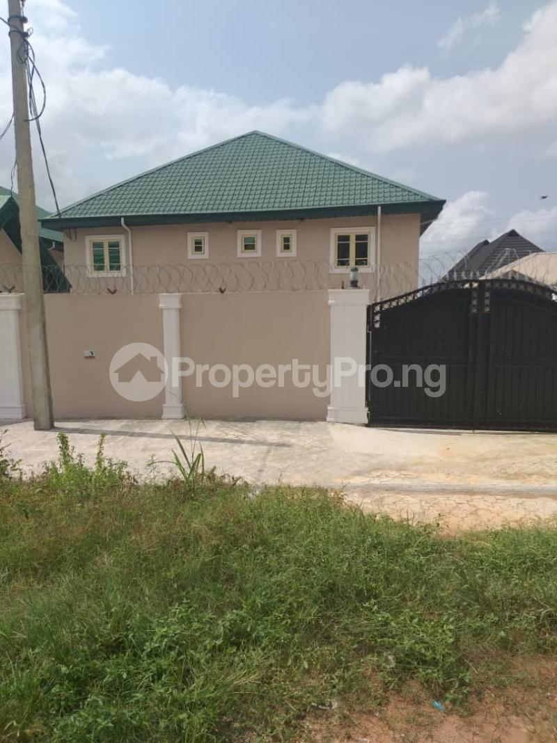 3 bedroom Blocks of Flats House for rent - Egbeda Alimosho Lagos - 1