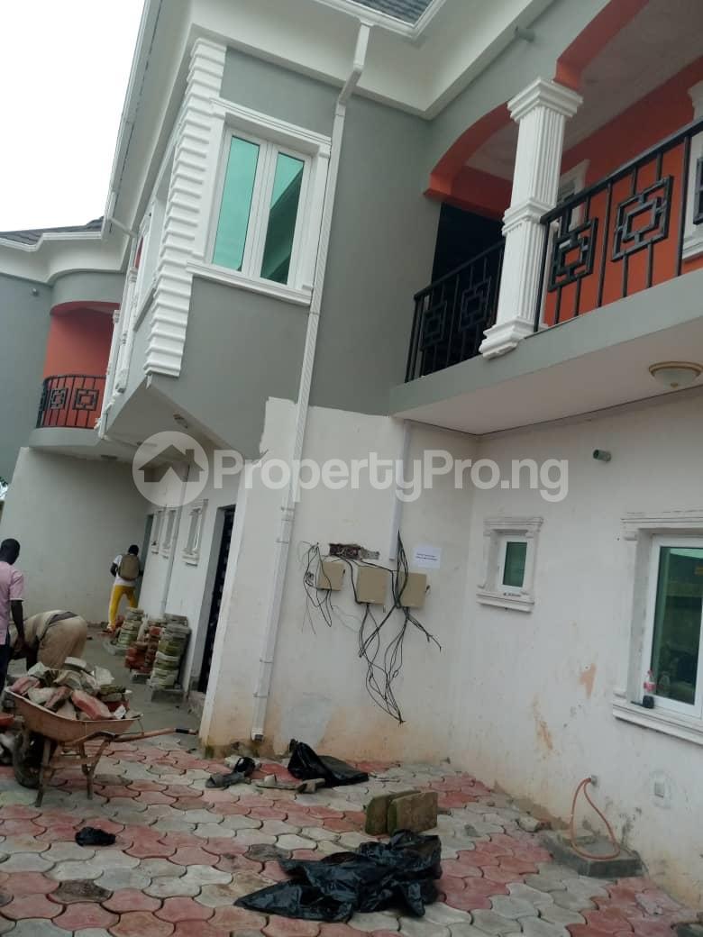 Flat / Apartment for rent Hassan block, Elebu. Oluyole Estate Ibadan Oyo - 1