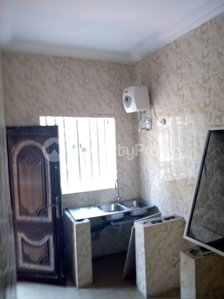 3 bedroom Blocks of Flats House for rent - Isheri Egbe/Idimu Lagos - 1