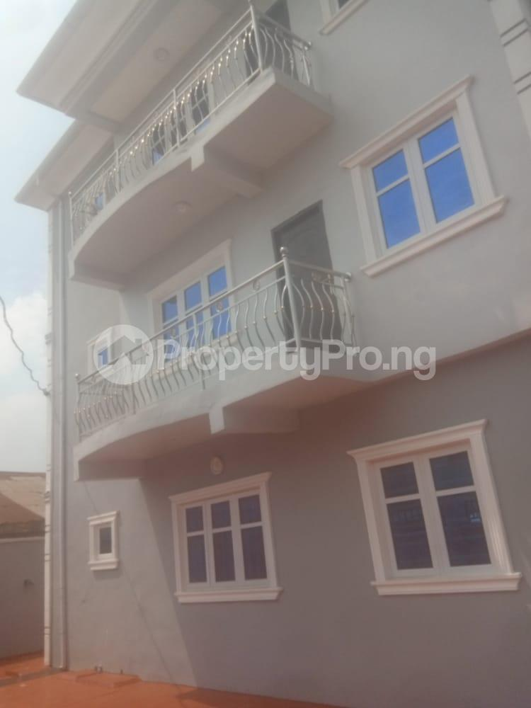 3 bedroom Flat / Apartment for rent By Fagbola street Shogunle Oshodi Lagos - 9