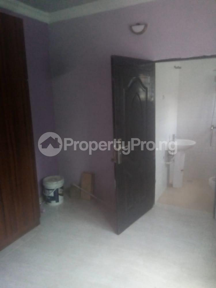 3 bedroom Flat / Apartment for rent By Fagbola street Shogunle Oshodi Lagos - 8