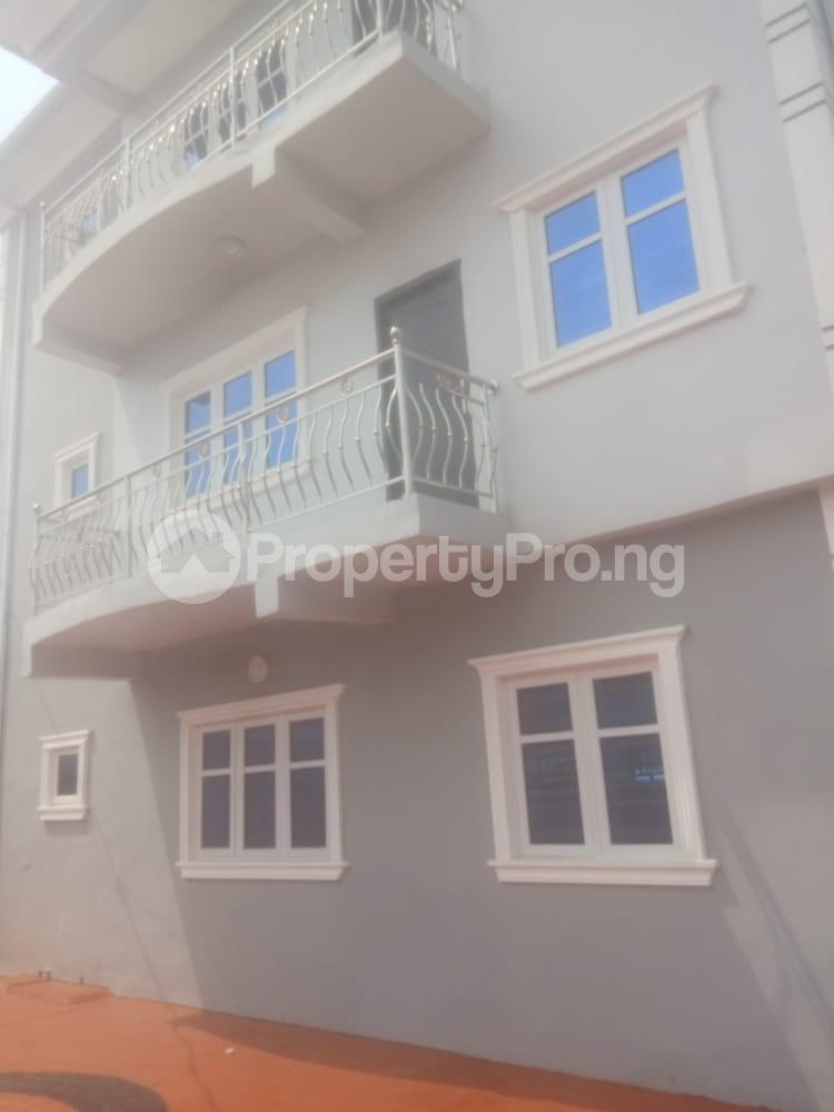 3 bedroom Flat / Apartment for rent By Fagbola street Shogunle Oshodi Lagos - 0