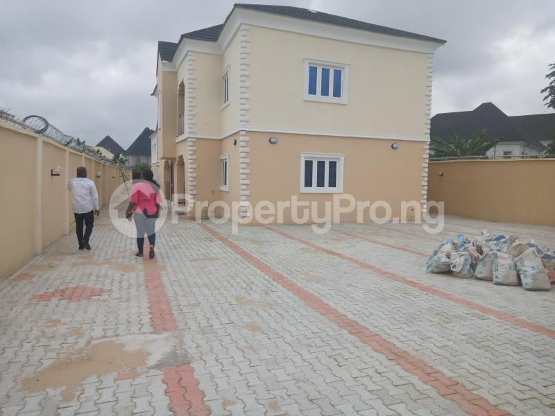 3 bedroom Flat / Apartment for rent Divine estate Apple junction Amuwo Odofin Lagos - 2