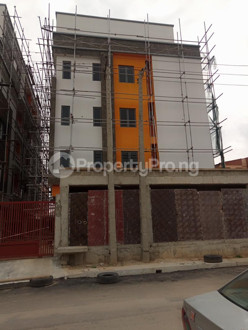 3 bedroom Flat / Apartment for sale Alagomeji Alagomeji Yaba Lagos - 0