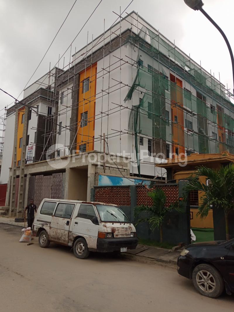 3 bedroom Flat / Apartment for sale Alagomeji Alagomeji Yaba Lagos - 1