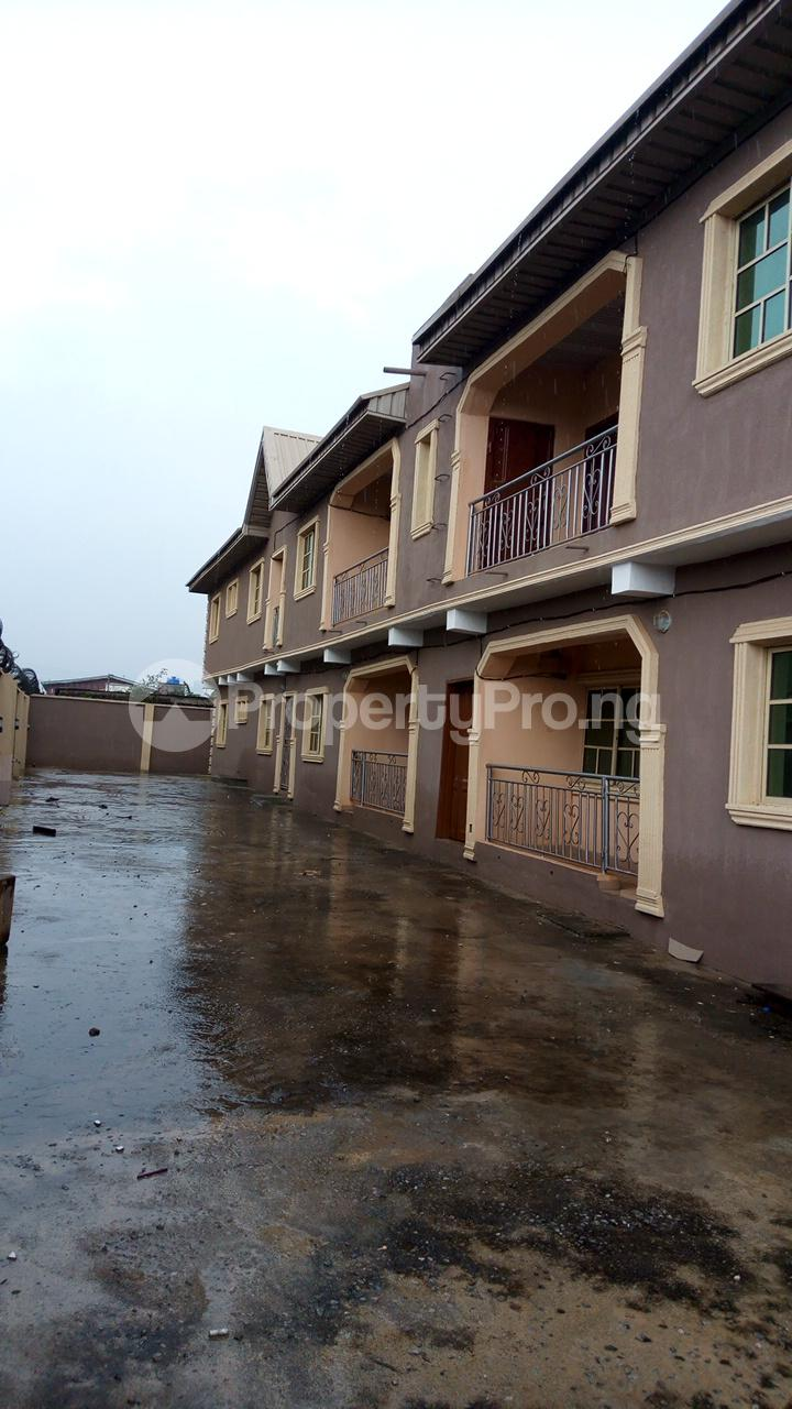 3 bedroom Blocks of Flats House for rent Abule Egba Lagos - 8