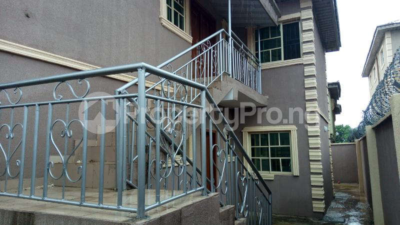 3 bedroom Blocks of Flats House for rent Abule Egba Lagos - 6