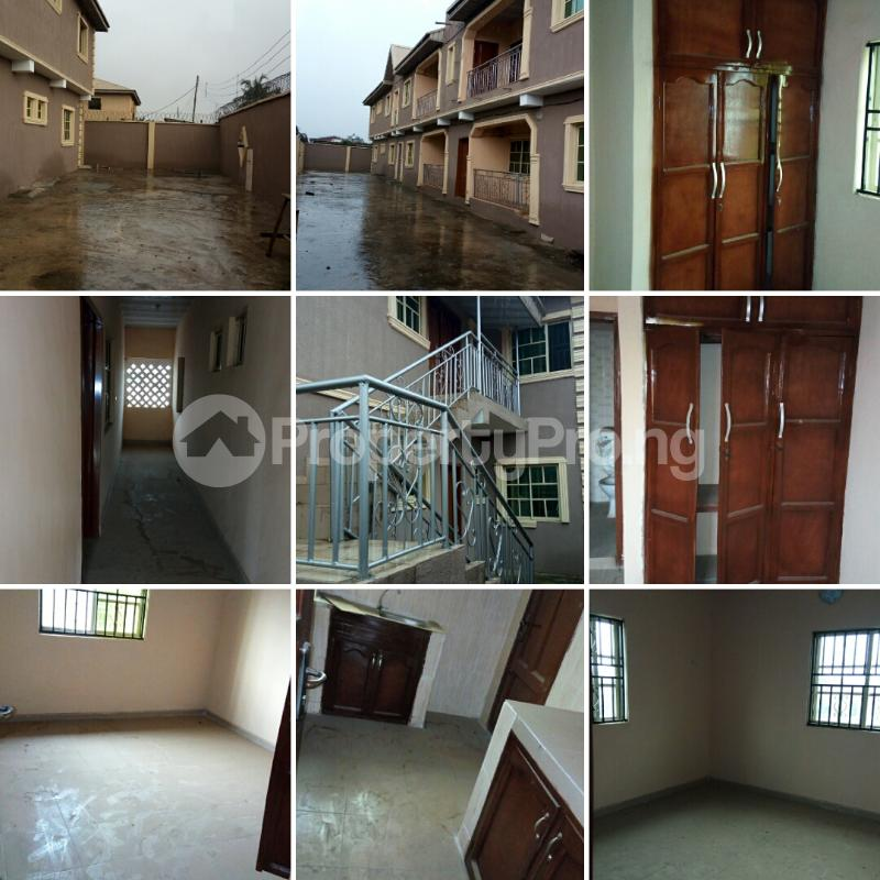 3 bedroom Blocks of Flats House for rent Abule Egba Lagos - 0