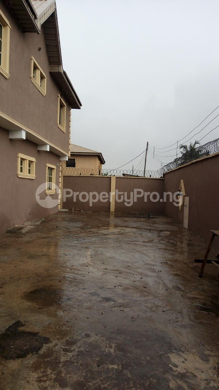 3 bedroom Blocks of Flats House for rent Abule Egba Lagos - 7