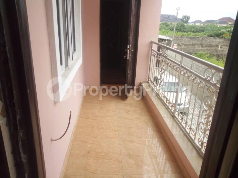 3 bedroom Flat / Apartment for rent Peace Estate ,off Lateef Adegboyega Ago Palace Way Ago palace Okota Lagos - 1