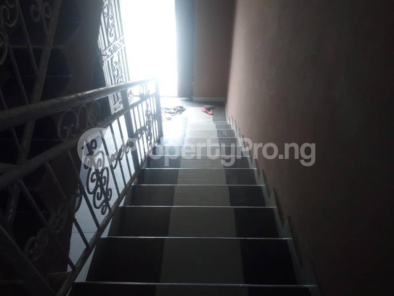 3 bedroom Flat / Apartment for rent Peace Estate ,off Lateef Adegboyega Ago Palace Way Ago palace Okota Lagos - 2