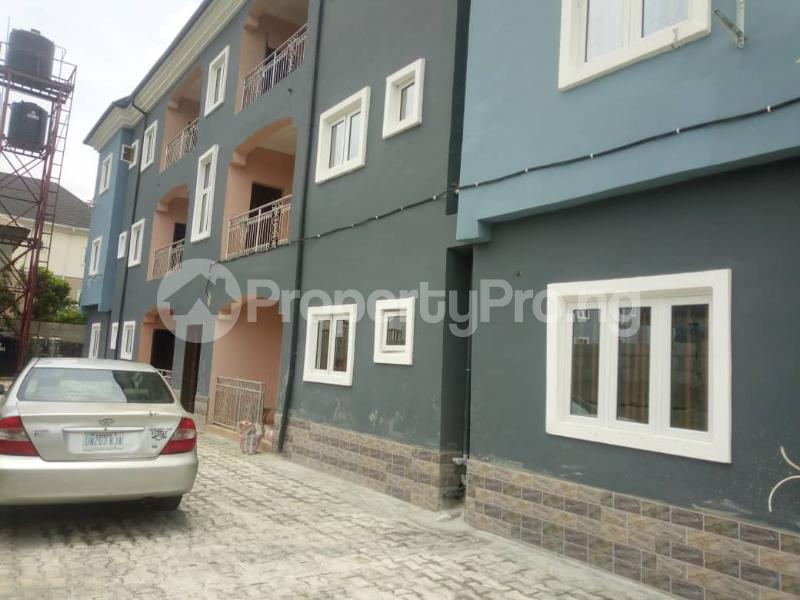 3 bedroom Flat / Apartment for rent Peace Estate ,off Lateef Adegboyega Ago Palace Way Ago palace Okota Lagos - 0