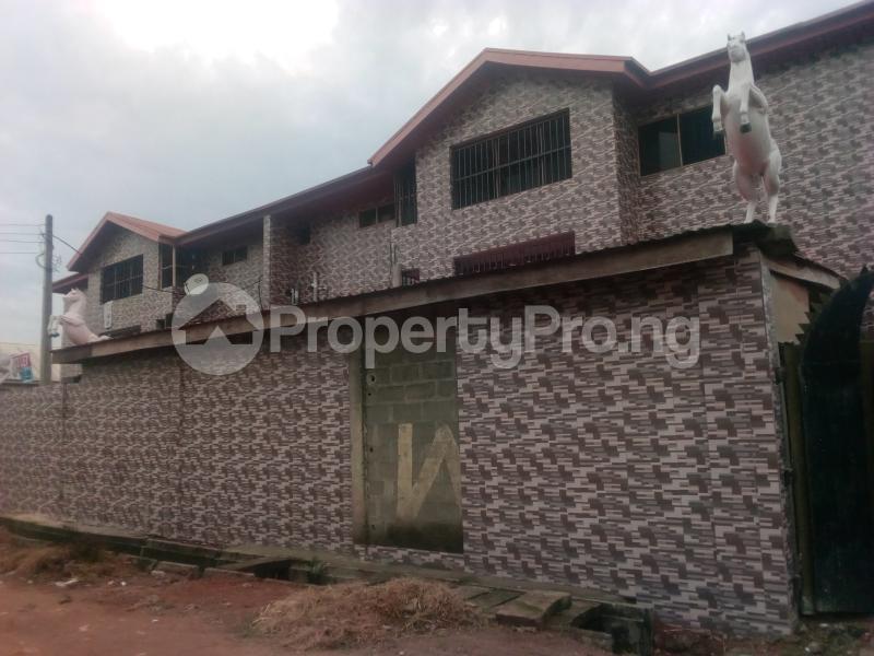 3 bedroom Shared Apartment for rent Peace Estate,aghai Street. Ago palace Okota Lagos - 1