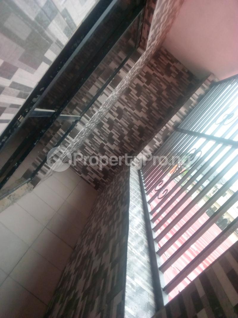 3 bedroom Shared Apartment for rent Peace Estate,aghai Street. Ago palace Okota Lagos - 5
