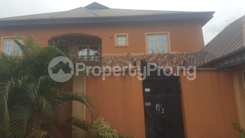 3 bedroom Flat / Apartment for rent Hitop Estate Alimosho Iyanaipaja Extension Egbeda Alimosho Lagos - 0
