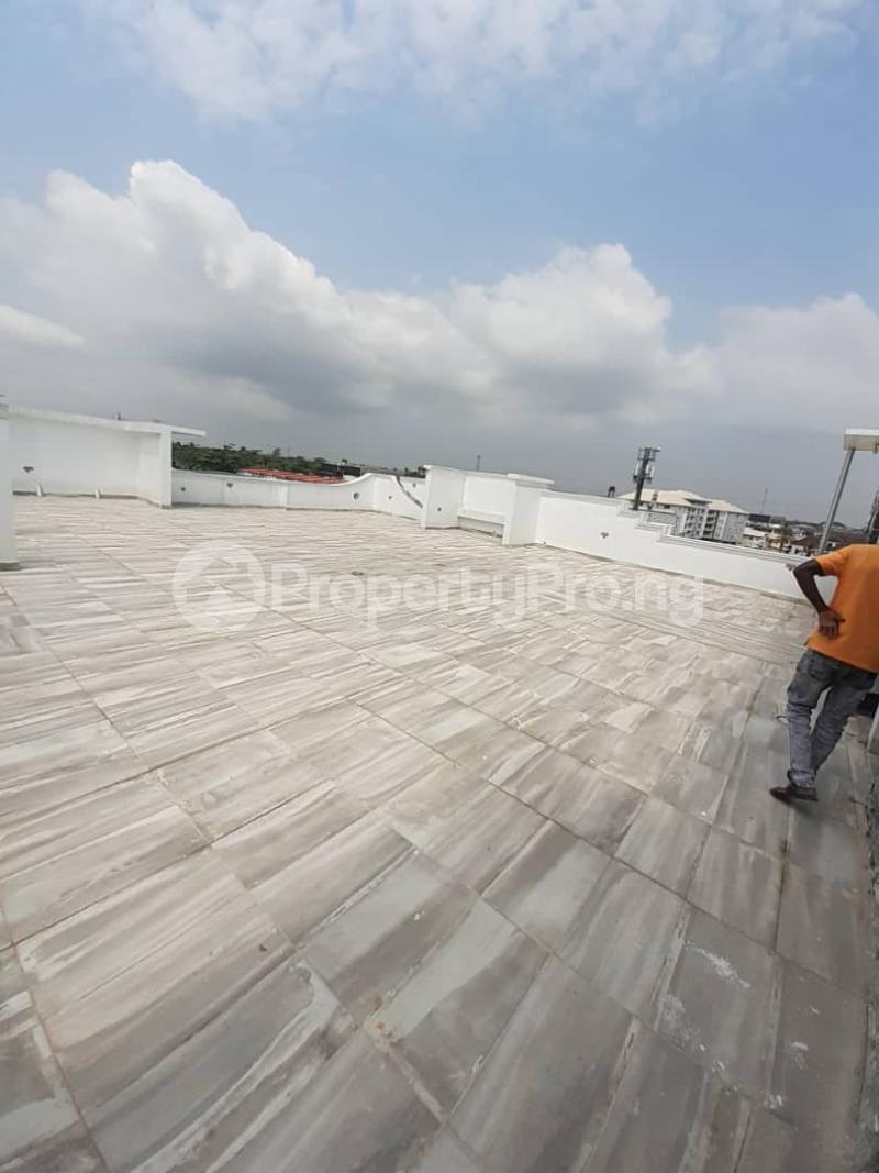 3 bedroom Blocks of Flats for rent Second Toll Gate chevron Lekki Lagos - 2