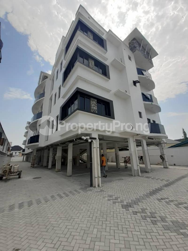 3 bedroom Blocks of Flats for rent Second Toll Gate chevron Lekki Lagos - 0