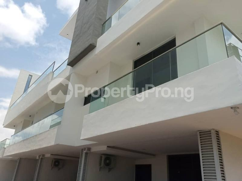 3 bedroom Terraced Duplex for sale Banana Island Estate Banana Island Ikoyi Lagos - 1