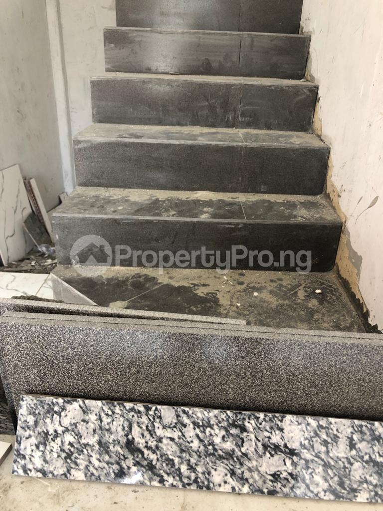 3 bedroom Terraced Duplex House for sale Novojo estate Sangotedo Ajah Lagos - 4