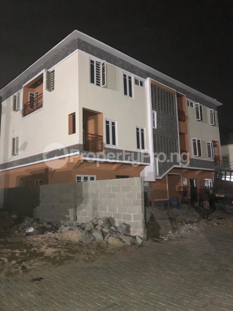 3 bedroom Terraced Duplex House for sale Novojo estate Sangotedo Ajah Lagos - 0