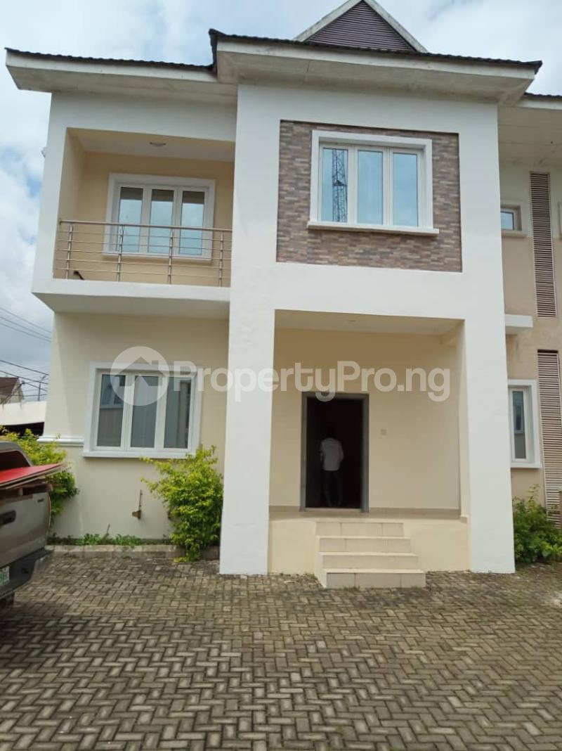 3 bedroom Terraced Duplex House for rent Olive Court Estate,Agodi GRA Agodi Ibadan Oyo - 8
