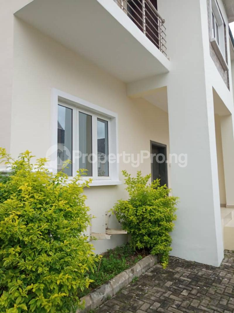 3 bedroom Terraced Duplex House for rent Olive Court Estate,Agodi GRA Agodi Ibadan Oyo - 1