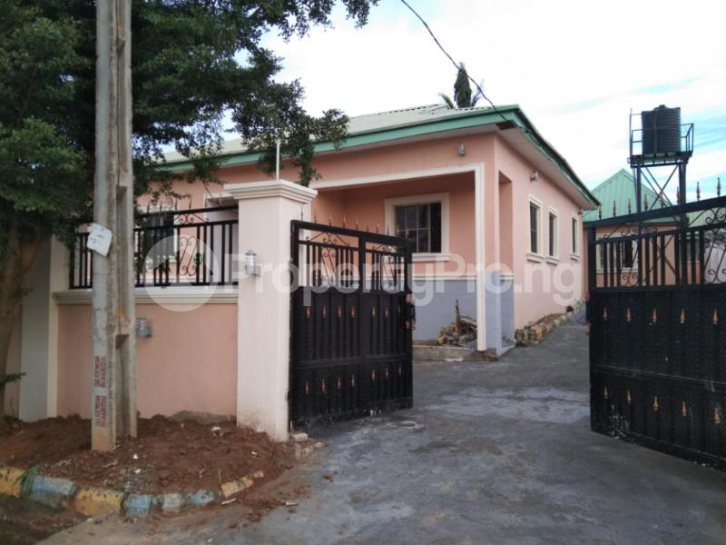 3 bedroom Detached Bungalow House for rent Efab estate lokogoma Lokogoma Abuja - 0