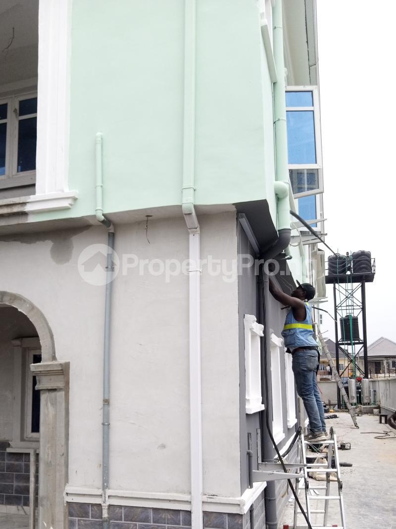 3 bedroom Studio Apartment for rent Peace Estate Ago palace Okota Lagos - 1