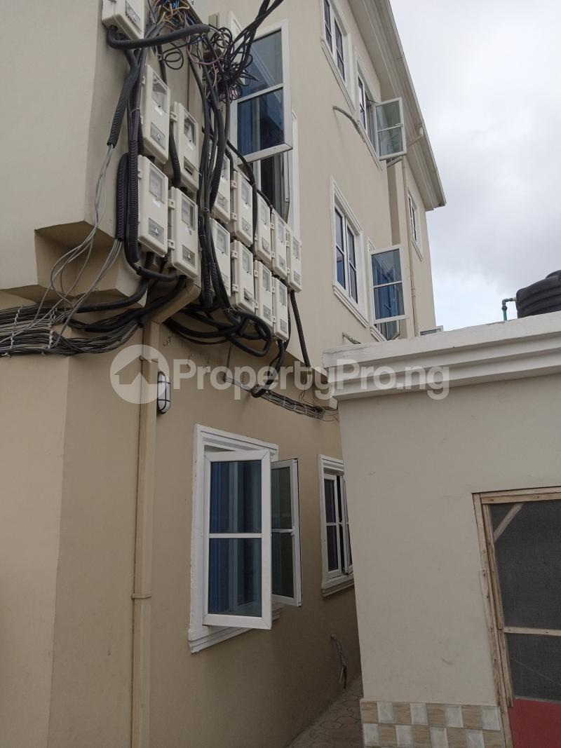 3 bedroom Studio Apartment Flat / Apartment for rent Palace way estate  Ago palace Okota Lagos - 0