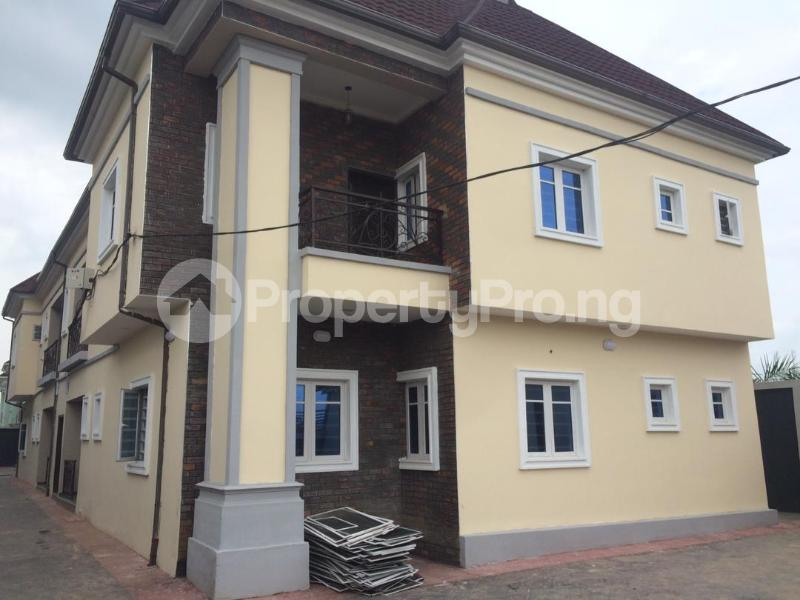 3 bedroom Flat / Apartment for rent By Mtr Garden Off Channels Tv Road Opic Isheri Isheri North Ojodu Lagos - 0