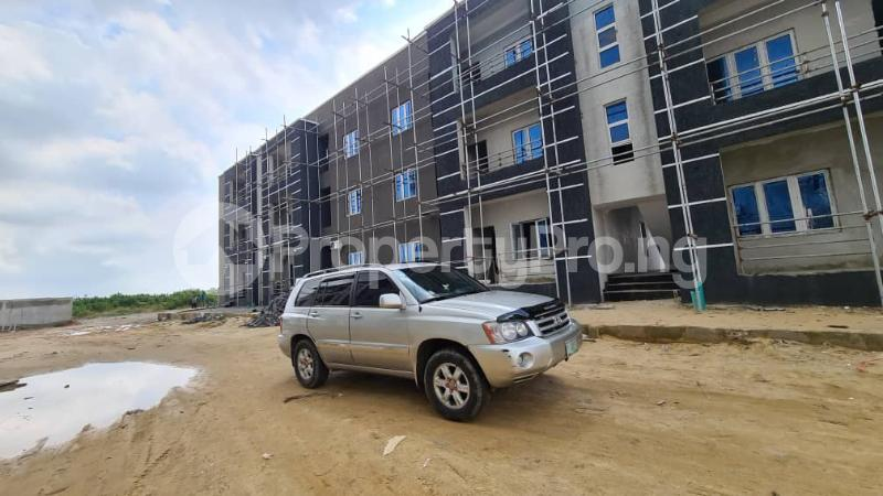 3 bedroom Terraced Duplex House for sale Sangotedo Ajah Lagos - 1
