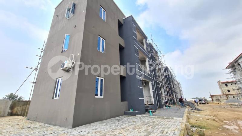 3 bedroom Terraced Duplex House for sale Sangotedo Ajah Lagos - 0