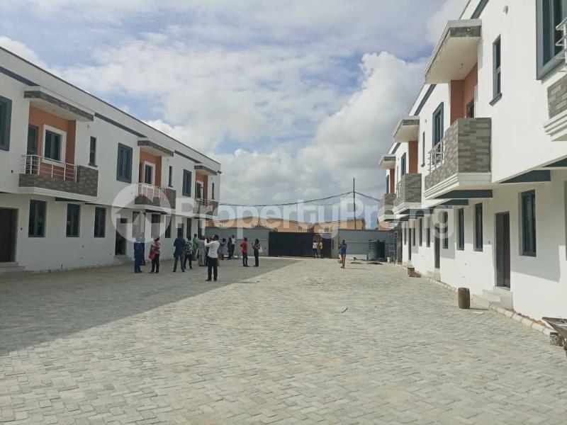 3 bedroom Terraced Duplex for sale Cheveron Toll Gate Axis Lekki chevron Lekki Lagos - 0