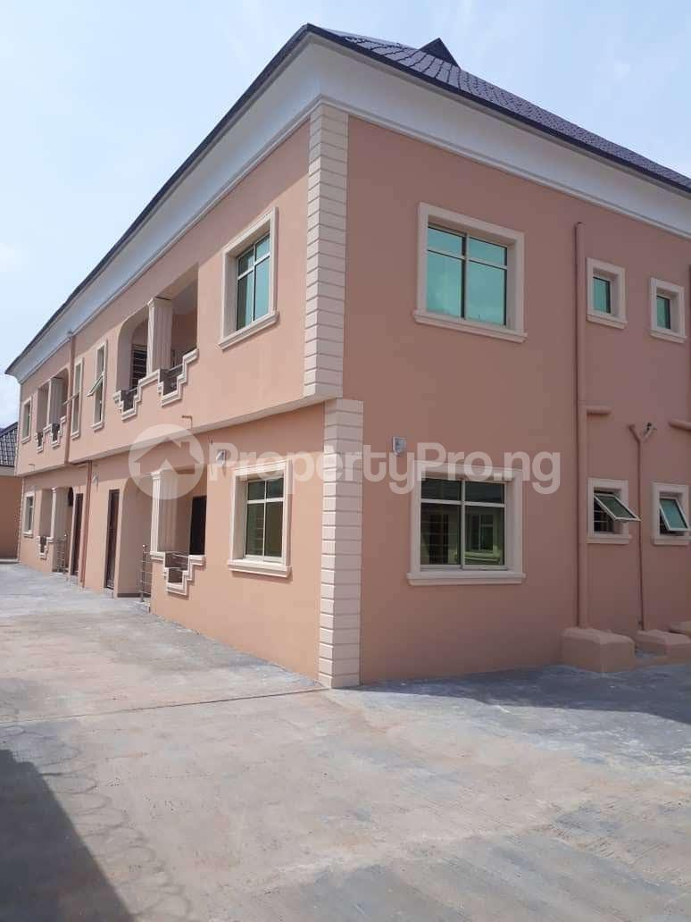 3 bedroom Flat / Apartment for rent New Oko Oba Abule egba Lagos  Abule Egba Abule Egba Lagos - 0